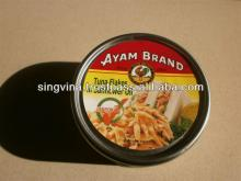 Ayam brand tuna Flakes Sunflower oil 185g