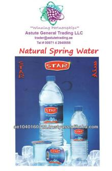 Thirst Quenching Natural Pure Spring Water