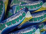 Wrigley's Airwaves Chewing Gum