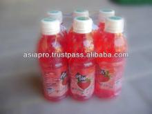 Strawberry juice 25% in Bottle from Thailand