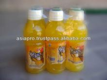 Pineapple juice 25% in Bottle from Thailand