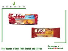 FOX's Crincle Crunch 200g