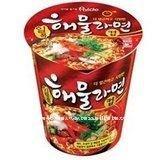 Korean Noodle Sea food Mini Cups 65g