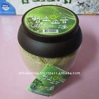 Premium Solar Salt with Salicornia(Thin salt) Made in Korea