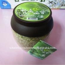 Premium Solar Salt with Salicornia(coarse salt) Made in Korea