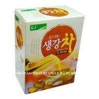 Made in Korea Ginger Tea 15pcs