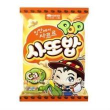 Korean Old Snack Saddopop 45g