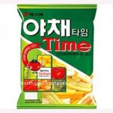Korean Old Snack Vagetable Time 46g