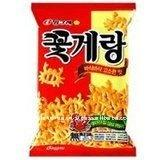 Korean  Snack Crab Shape 46g
