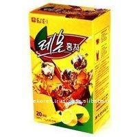 Korea tea Lemon Black Tea 20pcs