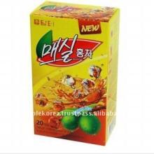 Korea tea Plum Black Tea 15pcs