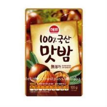 100% Korean Cooked chestnut 70g