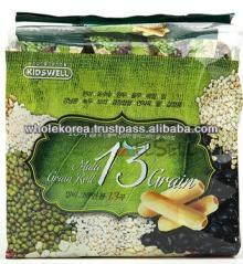 Multi grain roll / 13 Grain / Snack / Meal replacement / Snack bar / Cookie