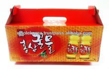 Health drink / Honey-water / Ginseng honeyed water / Drink