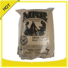 Halal ready to eat mix foods MRE for sale
