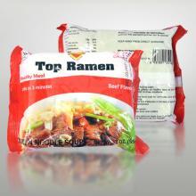 Top Ramen Beef Flavor Instant Noodles 70g