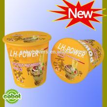 70 gram cup mushroom vegetarian instant noodle