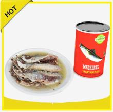 halal types of canned fish in vegetable oil
