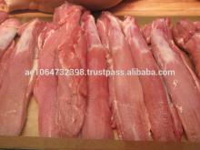 frozen pork loin , chainless, boneless pork loin , Ham and collars