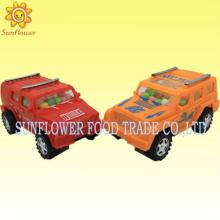 Pull Back Racing Car Toy Candy