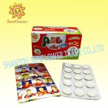 Africa Sunflower Brand Sweet Dry Milk Candy