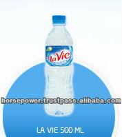 500 ML mineral water Lavie
