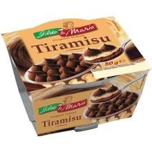 Tiramisu frozen or chilled