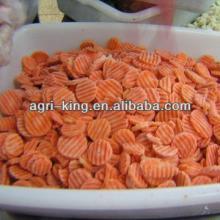 cheap frozen food sliced carrot