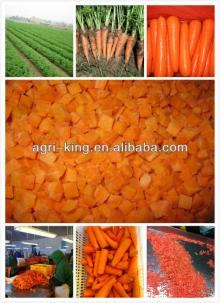 frozen vegetable frozen diced carrots for sale 2014