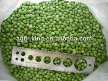 IQF frozen organic green peas new harvested in 2013