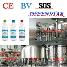 CGF quality promised  automatic   water   bottle   filling  machine  line