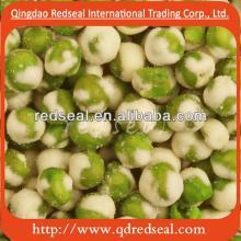 NATURAL  wasabi   coated   green   peas