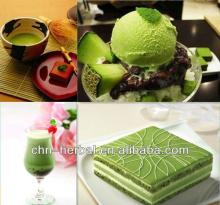 matcha tea/green tea