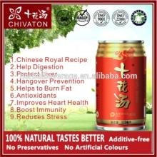 CHIVATON new natural non carbonated healthy function soft drinks international