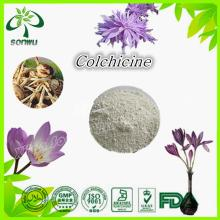 Nature meadow saffron extract colchicine powder
