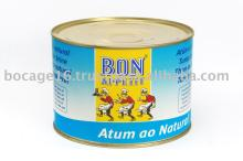 Canned Tuna, chunks, natural or in oil , eoc 'Big Can'