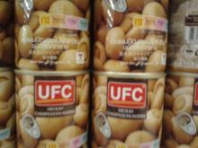 UFC Canned Mushroom