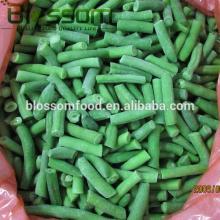 iqf fresh  bulk   frozen   green   beans