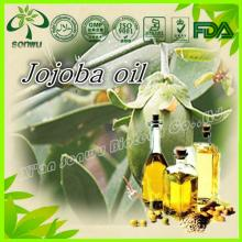 Pure natural jojoba seeds extract jojoba oil