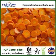 frozen sliced carrot