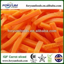 frozen sliced carrots