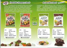 Vegetable Tampura and Mushrooms. Snacks thailand
