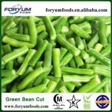 Hot Sale Chinese  Frozen   Green   Beans   Cut