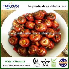 Latest Frozen Whole Organic Water Chestnut