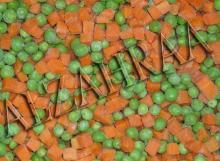 Frozen Peas & Carrot