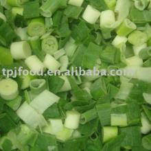 iqf scallion sliced with high quality