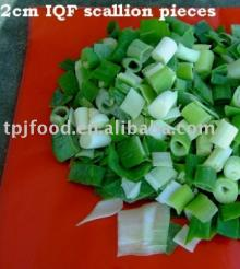 Hot  frozen   chive  Food