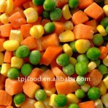 iqf frozen oriental mixed vegetables with high quality