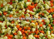 frozen oriental mixed vegetables (iqf mixed vegetables) with FDA,BRC,HALAL,KOSHER,HACCP