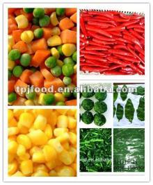 frozen oriental mixed vegetables(frozen food products) with FDA,BRC,HALAL,KOSHER,HACCP